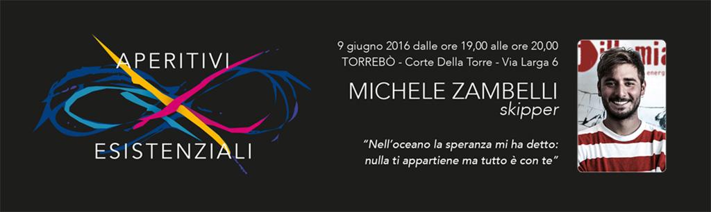 Aperitivi Esistenziali – Michele Zambelli