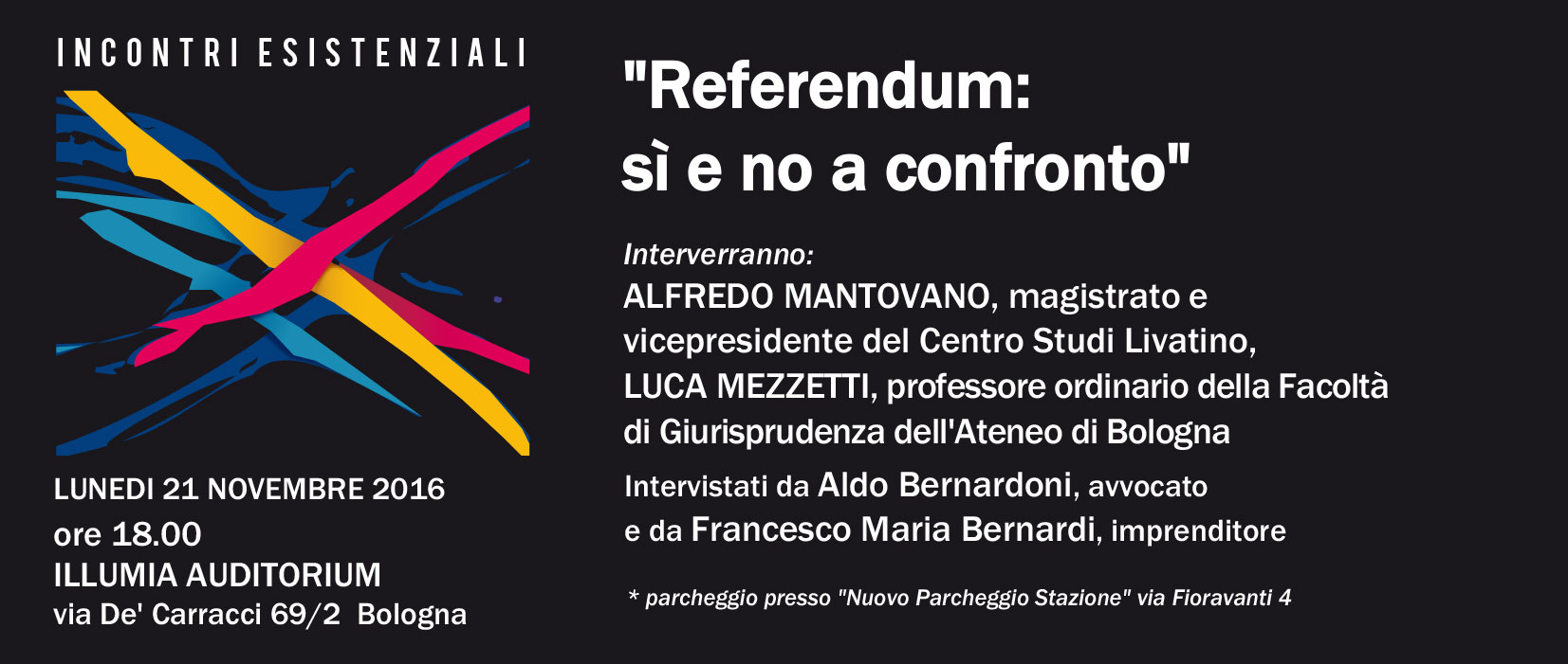 Referendum Si E No A Confronto
