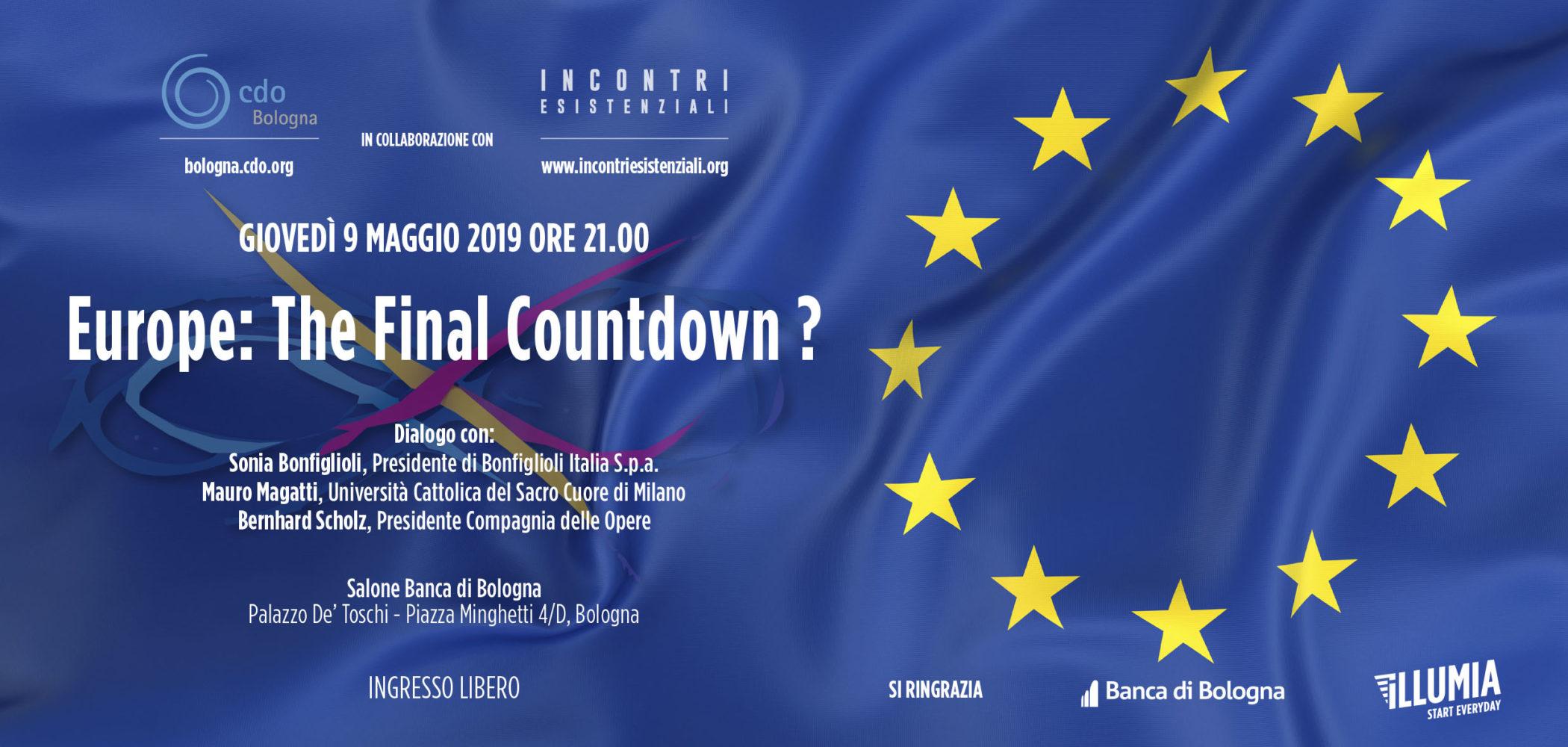Europe: The Final Countdown